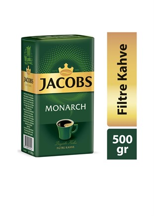 Jacobs Monarch Filtre Kahve 500g